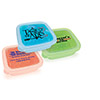 promotional Housewares - EZ Freeze Square Food Storage Container