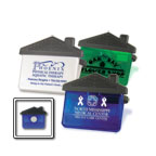 Promotional Housewares - House Magnetic Clip