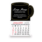 Promotional New Products - Simple Stick Calendar - Mug