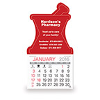 Promotional New Products - Simple Stick Calendar - Pharmacy