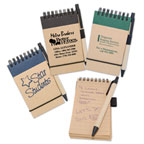Promotional Desk and Office - New World Eco Jotter