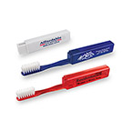 Promotional Grooming - Traveler's Toothbrush