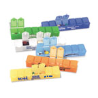 Promotional Pill Boxes - Big-7 All-Week Pill Box - 7""