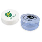 Promotional Pill Boxes - Med-Week Seven-Compartment Pill Box