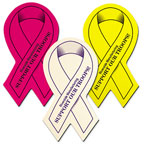 "Promotional Jar Openers - Jumbo ""Awareness Ribbon"" Opener"