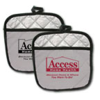 Promotional Housewares - Therma-Grip Large Pot Holders
