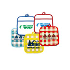 Promotional Kitchen Products - Therma-Grip Pocket Pot Holders