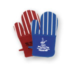 Promotional Housewares - Therma-Grip Pocket Oven Mitts