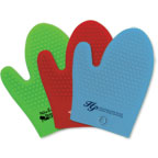 Promotional New Products - Therma-Grip Silicone Oven Mitts