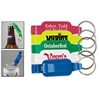 Promotional Key Tags - Little Tapper Bottle Opener / Key Ring