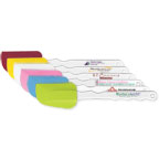Promotional Housewares - Cook's-Favorite Wide Silicone Spatula