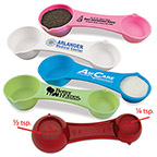 Promotional Housewares - Multi-Use Measuring Spoon