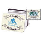"Promotional Current Specials - ""World of Thanks"" Phone & Address Index"