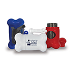 Promotional New Products - Curb Your Dog Bag Dispenser