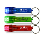 Promotional Flashlights - Be Seen Light Key Chain