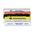 "Promotional Current Specials - Ideal 6"" Pocket Ruler"