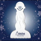 Promotional Automotive - Snowman Ice Scraper