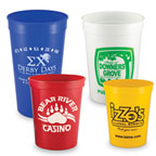 Promotional Drinkware - Home & Away 16oz Stadium Cup