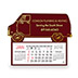 promotional Calendars - Simple Stick Calendar - Van