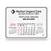 promotional Calendars - Simple Stick Calendar - Rectangle