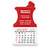 promotional Calendars - Simple Stick Calendar - Pharmacy