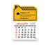 promotional Calendars - Econo Stick Calendar - House