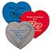promotional Jar Openers - Heart Jar Opener