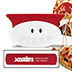 promotional Housewares - Kuzil Krazy Pizza Cutter