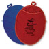 promotional Housewares - Therma-Grip Oval Oven Mitts/Pot Holders