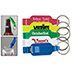 promotional products gifts items Little Tapper Bottle Opener / Key Ring