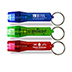 promotional Flashlight - Be Seen Light Key Chain