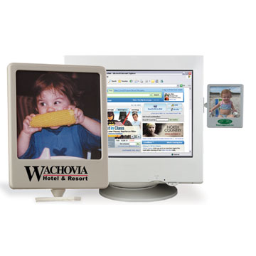 Monitor Memory� Large, Computer Photo Frame