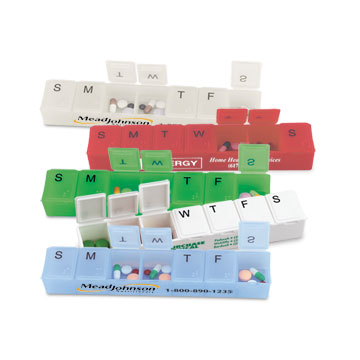 Super-7 All-Week Pill Box - 8