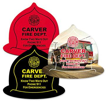 Fire Helmet Jar Opener