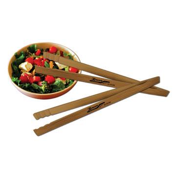 Bamboo Tongs