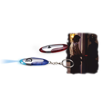 Glow-Guide Light & Key Chain